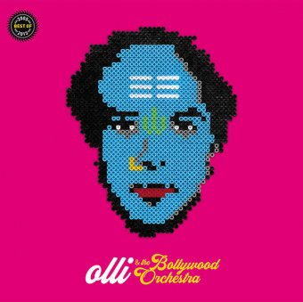 Olli and the Bollywood Orchestra - Vinyle